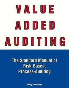 Value Added Auditing cover